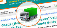 Goods Vehicle Study Guide